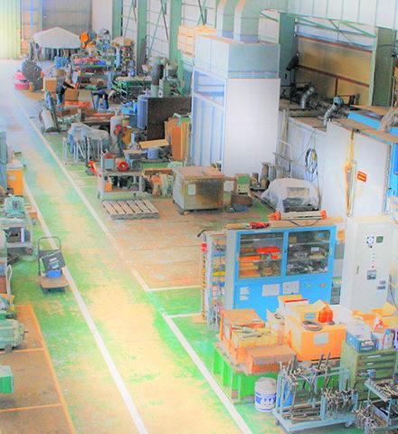 工場内イメージ